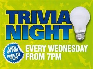 Wednesday Night Trivia - Strongsville